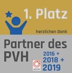 GH Baubeschläge GmbH erster Platz