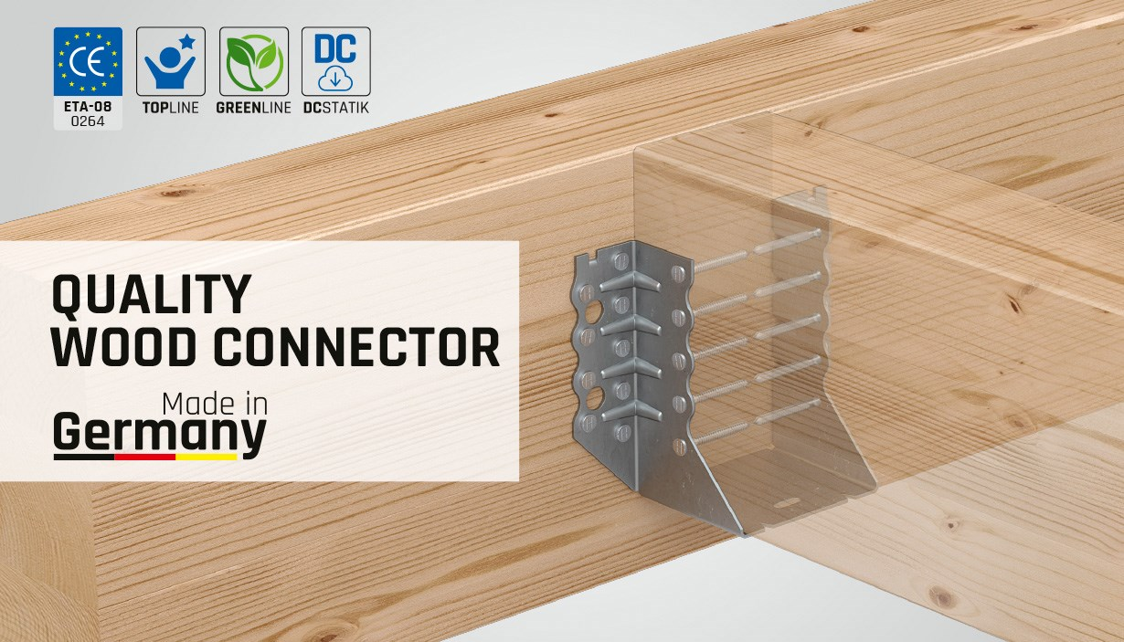 wood connector